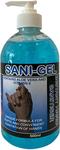 Sani-Gel Instant Hand Sanitiser 70% Alcohol Pump Bottle 500ml $9.22 + Delivery @ Pet Station