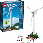 LEGO Creator Expert Vestas Wind Turbine 10268 Building Kit - $269.97 Delivered (RRP $329.99) @ Amazon