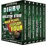 [Kindle] Free Box Set - Minecraft Diary of Skeleton Steve The Noob Years - Full Season Four - $0 at Amazon US Store