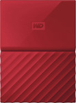 Western Digital 2TB My Passport Portable HDD Black $89 In-Store (Limited Locations) @ The Good Guys