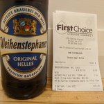 Weihenstephaner Original Helles 500ml Bottle $2 - In-store @ First Choice Liquor
