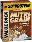 Kellogg's Nutri-Grain Protein Breakfast Cereal 805g $4.25 (Was $8.50) @ Woolworths