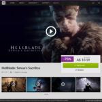 [PC] Hellblade: Senua's Sacrifice $10.19 @ GOG