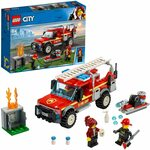 LEGO City Fire Chief Response Truck 60231 Building Kit $19 + Delivery ($0 with Prime) @ Amazon AU