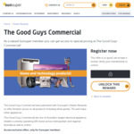 The Good Guys Commercial Access with SunSuper