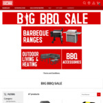 Big BBQ Sale (20% off BeefEater 1500 Series, Traeger Pro 22 Now Only $999, Huge BBQ & Furniture Savings) @ Barbeques Galore