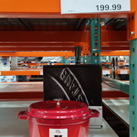Staub Cast Iron Round Cocotte 24cm 3.8L $199.99 (in Store) or $208.99 (Delivered) @ Costco (Membership Required)