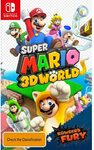 [Switch, Pre Order] Super Mario 3D World + Bowser's Fury $68, Mario Kart Live Home Circuit $148 Delivered @ Amazon AU