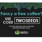 Free Takeaway Coffee @ Woolworths Metro via Skip App