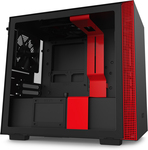 NZXT H210 Mini-ITX Case Matte Red/Black $99 + Delivery (Was $145) @ PC Case Gear