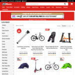 99 Bikes up to 50% off Click Frenzy