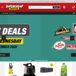 25% off on Bowden's Own, Mothers, Turtle Wax, AutoGlym Products @ Supercheap Auto