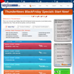 Thundernews Usenet + VPN - US$35 (A$47) for 18 Months