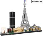 LEGO Architecture Paris Building Set - 21044 | $43.20 (LP $20 off) Delivered @ Catch via Target