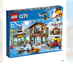 LEGO 60203 City Town Ski Resort (Retired) $76 ($66 with Newsletter Voucher) @ Target