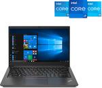 """ThinkPad E14 Gen 2 / 14"""" FHD / Gen11 Intel i5-1135G7 / 512GB SSD / 16GB RAM / Backlit / 1-Year Onsite Warranty / $999 @ Lenovo"""