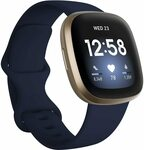 Fitbit Versa 3 Advanced Fitness Watch $297 Delivered @ Amazon AU
