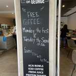 [NSW] Free Small Coffee @ The Grounds on George, Parramatta