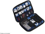 Cable and Gadget Organiser Black/Grey/Large Component $9.99 Each (Was $29) + Shipping (Free with Kogan First) @ Kogan