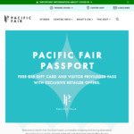 [QLD] Free $10 Gift Card for Gold Coast Visitors (Locals Excluded) @ Pacific Fair