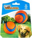"""Chuckit Ultra Ball for Dogs - 2"""" Small - 2pk $4.99 + Delivery ($0 with Prime/ $39 Spend) @ Amazon AU"""