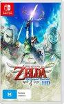 [Preorder, Switch] Zelda Skyward Sword HD, No More Heroes III, Mario Golf, Persona 5S- $69ea, Miitopia $59 Delivered @ Amazon AU