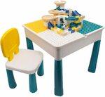 Jollyfit Building Block Table Set $59.99 (Was $99.99) Delivered @ Jollyfit via Amazon AU