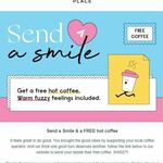 [VIC] Free Coffee at Participating Shopping Centres