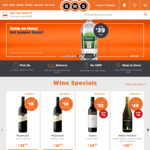 1 Hour Free Delivery on BWS App Orders over $25 @ BWS (App Required)