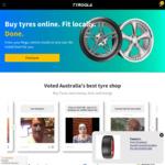 15% off Tyres @ Tyroola