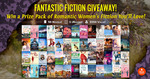 Win an eReader & 50 Romance Books from BookSweeps