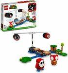 LEGO Super Mario: Piranha Plant $15.20 (OOS), Boomer Bill $20, Yoshi $20, Builder $5 + Post ($0 with Prime) & More @ Amazon AU