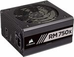 Corsair RM750x (2018) 80+ Gold Fully Modular Power Supply $119 Delivered @ Amazon AU