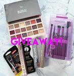 Win a Palete, Brush Set, Mascara, Eyeline & Balm (Worth $165) from Loving Girly Life