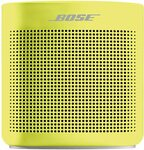 [Prime] Bose SoundLink Color II Wireless Bluetooth Speaker $119 Delivered (White or Yellow Colours) @ Amazon AU