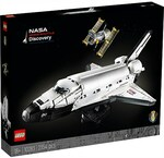 LEGO 10283 NASA Space Shuttle Discovery - Buy 2 Save 20% - $236.00 Each Delivered @ David Jones