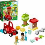 LEGO DUPLO Farm Tractor & Animal Care 10950 Playset $13.48 + Delivery ($0 with Prime/ $39 Spend) @ Amazon AU
