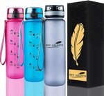 Water Bottle 1L for $11.99 + Delivery ($0 with Prime/ $39 Spend) @ Shapex Australia Amazon AU