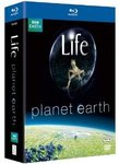 Planet Earth & Life Blu-Ray Box Sets [Region Free] ~ $40 Delivered (Amazon UK)