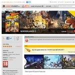 Borderlands 2 for £12 (~$17.99) from GamesPlanet