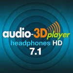 Audio-3D Player 7.1 for iPhone Free (Originally $6.49)