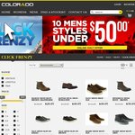10 Styles of Colorado Shoes $19.95 - $49.95 with Free Shipping and Returns [Click Frenzy]