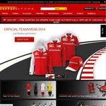 Ferrari Store: 40% Discount on Your First Order
