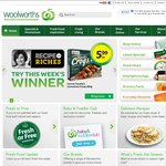 Woolworths Whole Roast Chickens $8 Tuesday 27 August Only