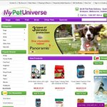 10% off All Pet Products Storewide at MyPetUniverse-  48 Hours Only