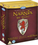 The Chronicles of Narnia Trilogy Blu-Ray £8.49 + Postage from Zavvi (~AUD $16.40)