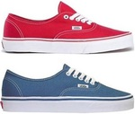 VANS Authentic Shoes Was $89.95 Now $39 [eBay Group Deal]