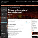 Comedy Festival Dining at Fed Square (MELB) - Assorted Discounts