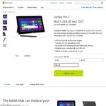 Exclusive Offer: $200 off Microsoft Surface Pro 2 256GB - Now Just $1,269
