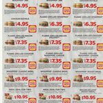Hungry Jacks Voucher for NSW and ACT. Expires 6 Oct 2014